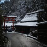 Atago Shrine(winter)